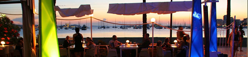 Bay Bar Bar Lounge With Beautiful Sunsets And
