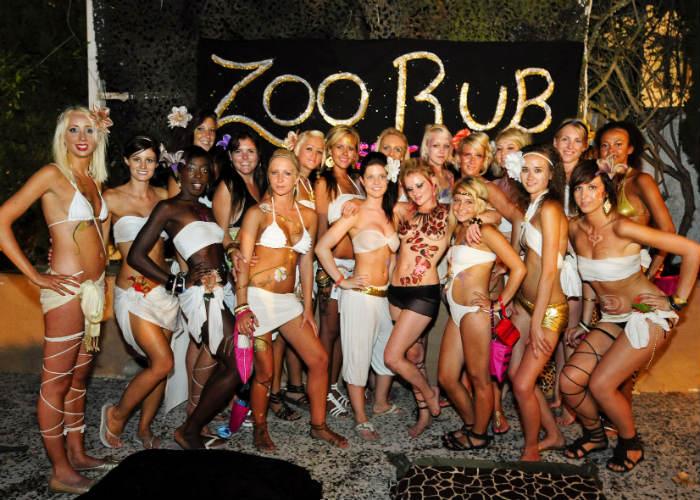 gala night ibiza zoo project