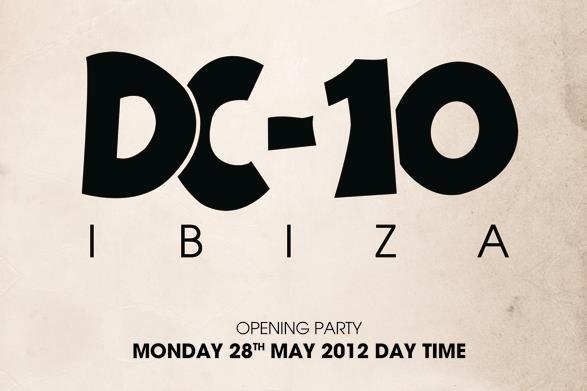 OPENING PARTIES IBIZA 2012