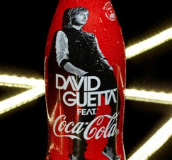 DAVID GUETTA IBIZA FEAT COCA-COLA