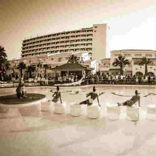 USHUAIA, nouvel hôtel d'Ibiza