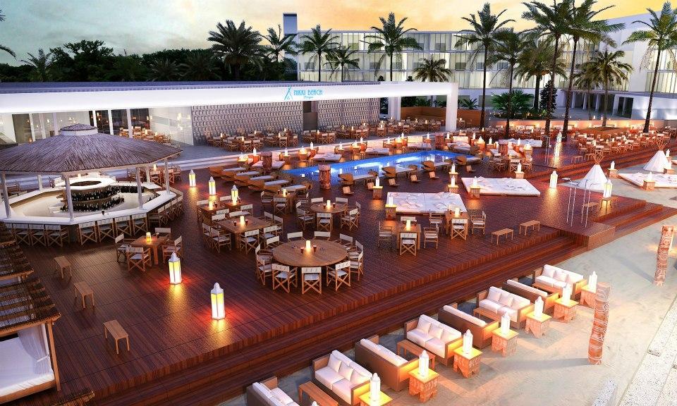Nikki Beach Restaurant Ibiza