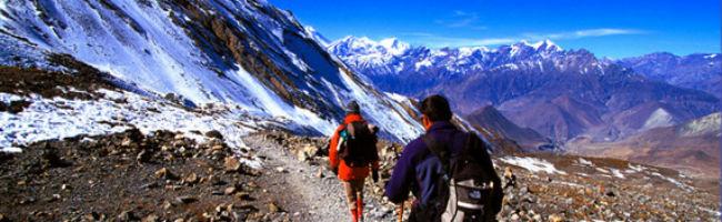 Népal, le pays du trekking en montagne
