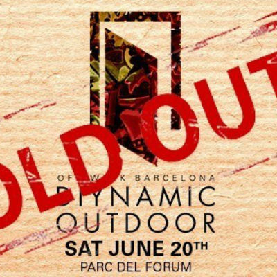 DIYNAMIC OUTDOOR SONAR 2015