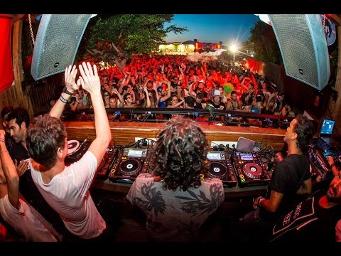 The influence of french DJs in Ibiza