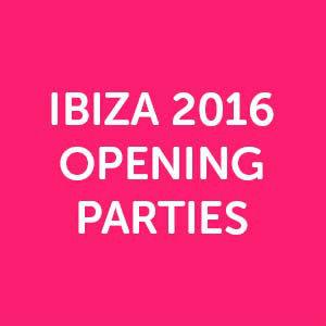 OPENING PARTIES 2016