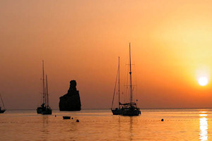 Ibiza : un incontournable lors d'une croisière Baléares