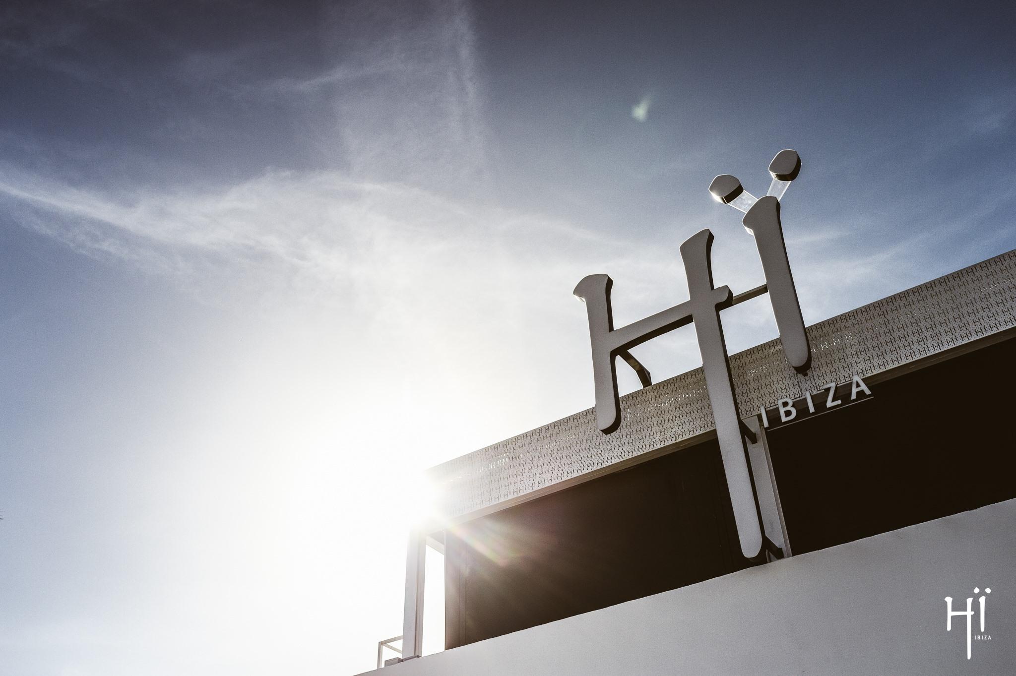 Hï Ibiza a enfin ouvert ses portes