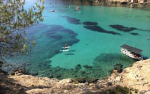 Stand up paddle Ibiza